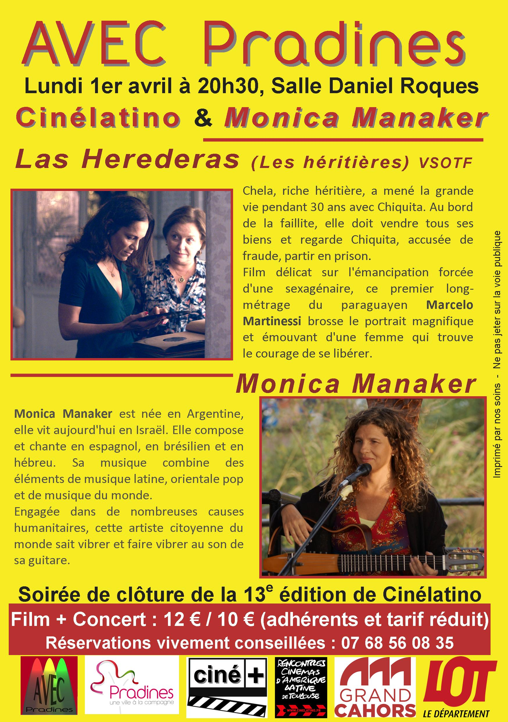 19 04 01 Cinelatino x 1 flyer
